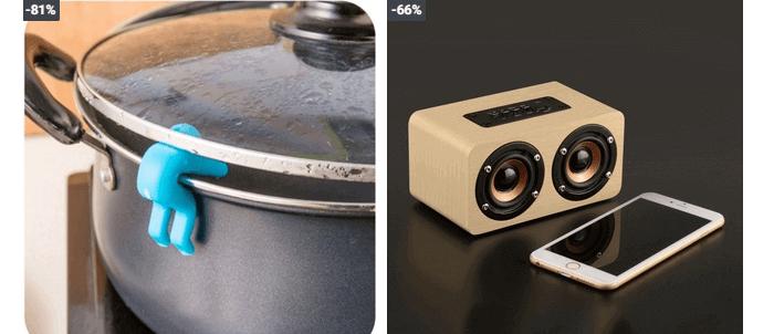 Amazing gadgets at Wish.com
