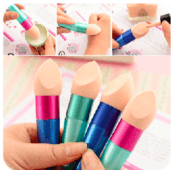 Lipstick Shaped Make Up Sponge at ZenZenDream