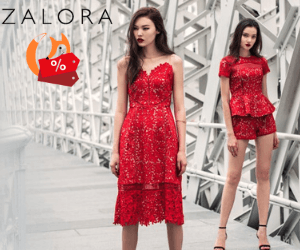 Zalora - Chinese New Year Sale