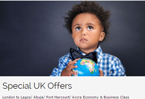 Arikair UK special offers