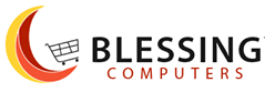 NG Blessing computers logo