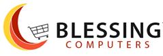 NG Blessing computers logo