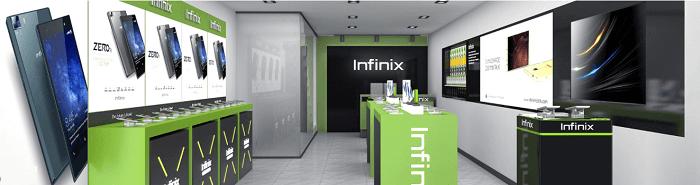 NG Infinix store
