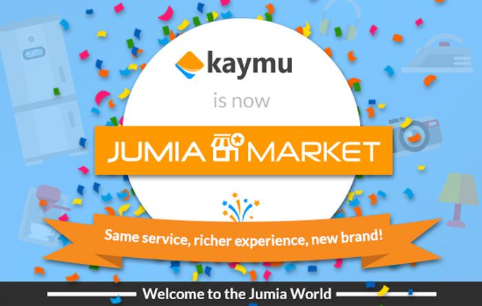 From Kaymu to Jumia Market
