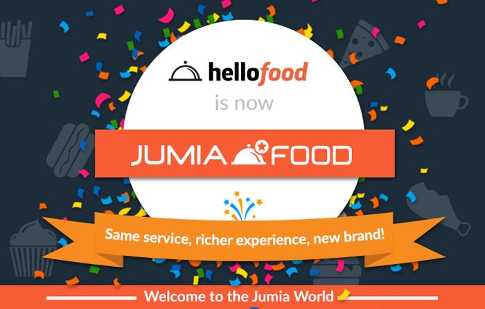 From Hello Food to Jumia Food