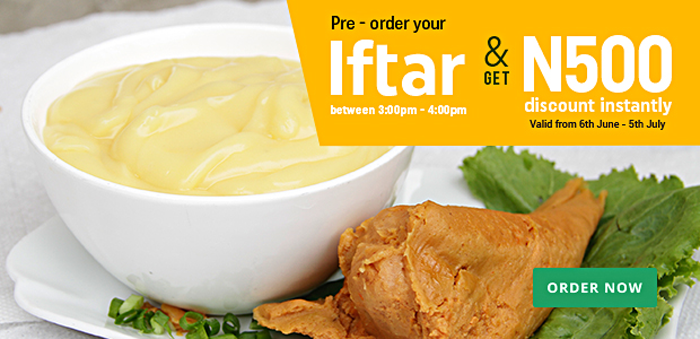 Nigeria Jumia Food Iftar
