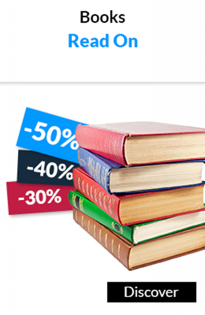 Nigeria Jumia Market Books