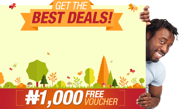 Jumia newsletter deal