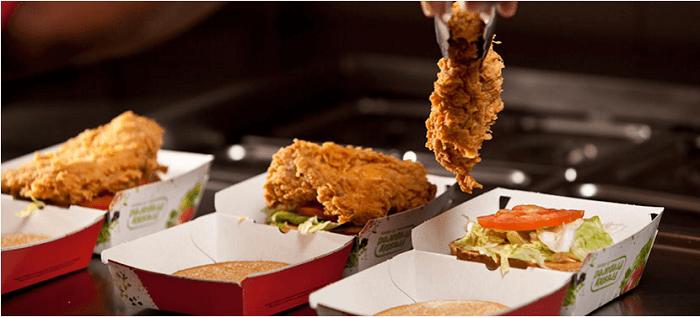 NG KFC chickens