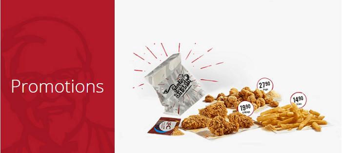 Nigeria KFC promotions