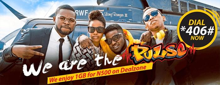 Nigeria MTN Online pulse