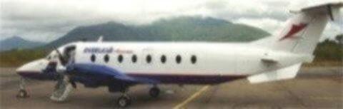 Overland Airways charter