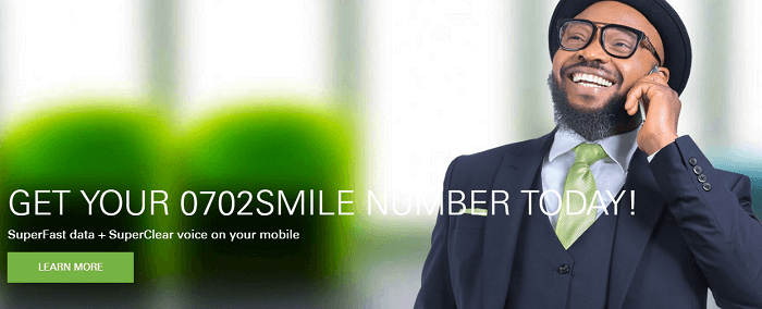 NG Smile mobile phone