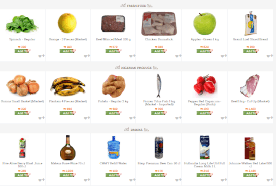 Supermart food deals & more