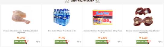 Supermart wholesale