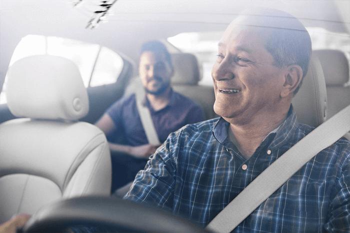 Nigeria Uber driver