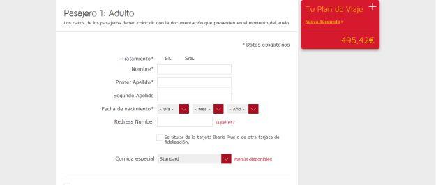 ofertas Iberia