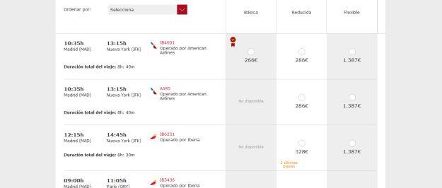 promociones Iberia