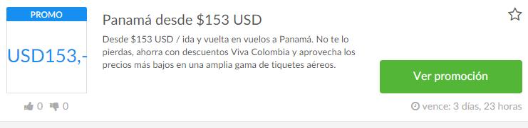 cupón viva colombia