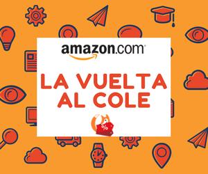Vuelta al cole en Amazon