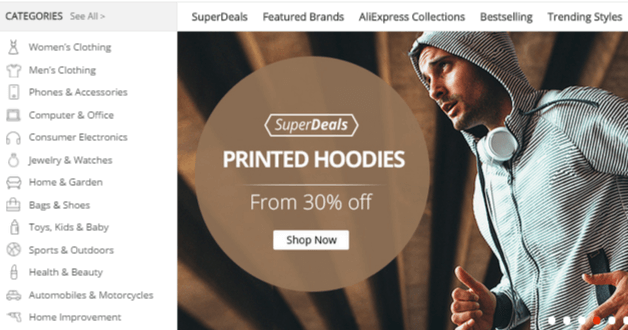 Aliexpress coupons september 2019
