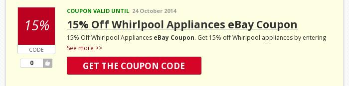 Selecting eBay coupon at Picodi
