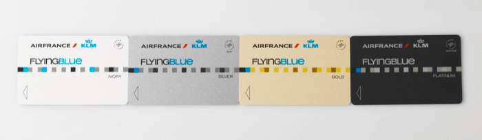 Flying Blue Cards