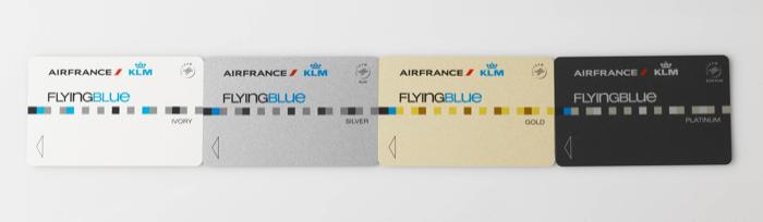 Flying Blue Cards