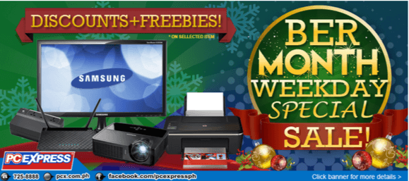 Special Sale Event at PCexpress