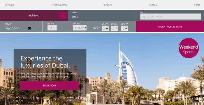 Qatar Airways - Dubai