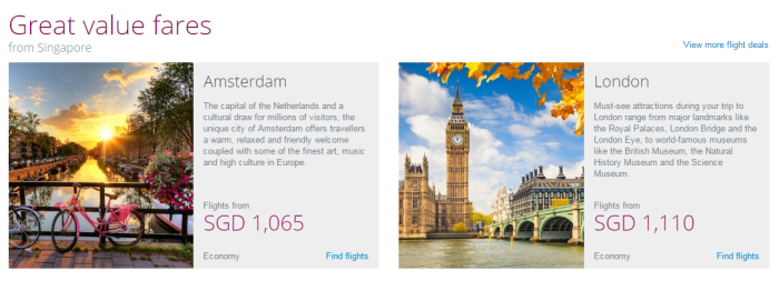 great value fares at Qatar Airways