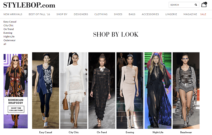 Shop by the look!