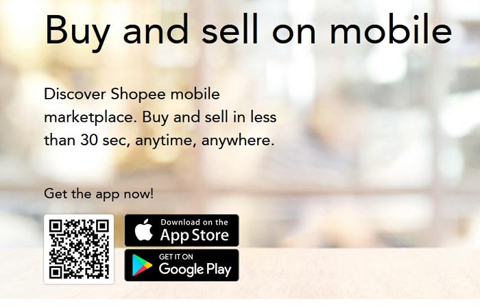 Go to Shopee!