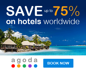 Get the best deals with Agoda