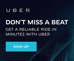 Get A Free Ride With Uber
