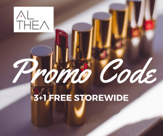 Promo Code: 3+1 FOR FREE