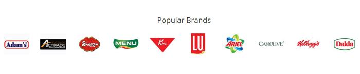 PK TazaMart brands