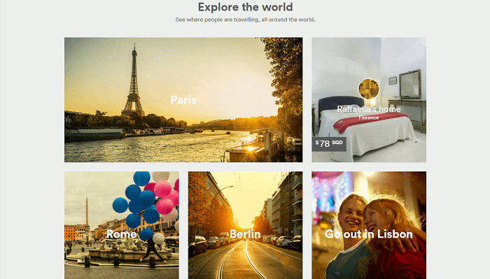 Airbnb promotions