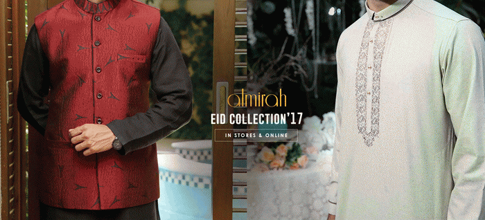 PK Almirah eid collection