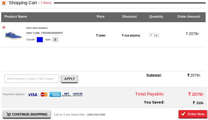 Pakistan Bata online store