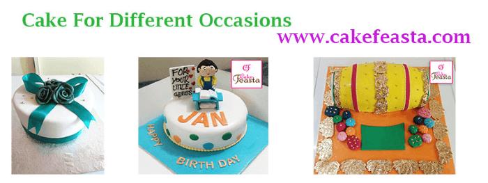 PK Cake Feasta cakes