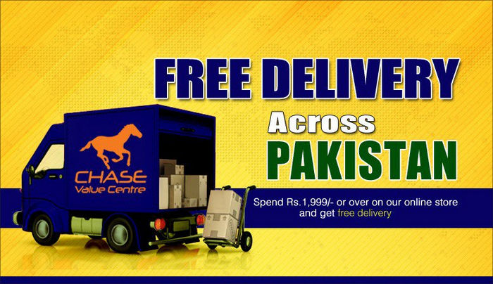 PK Chase Value Centre free delivery
