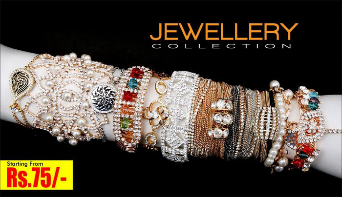 PK Chase Value Centre jewellery