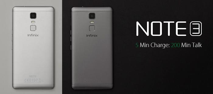 PK Infinix Note