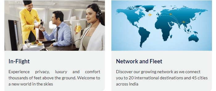 Jet Airways experience