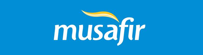 PK Musafir logo