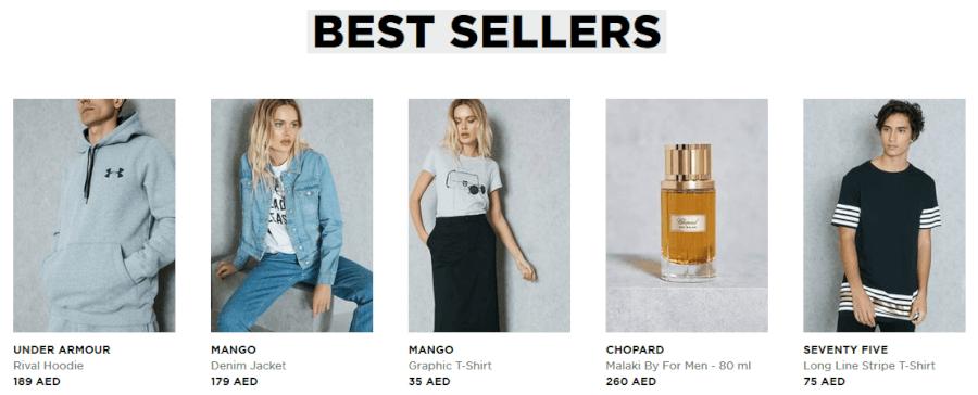 PK Namshi best sellers