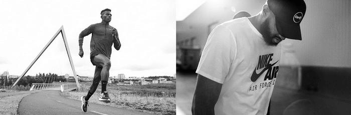 PK Nike men's apparel