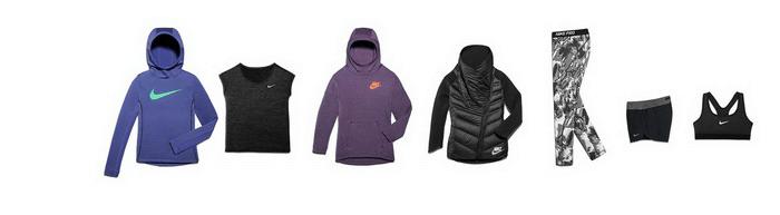 PK Nike clothing