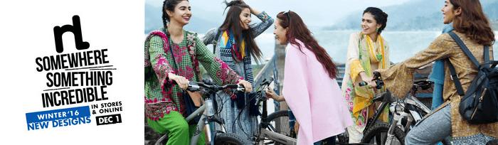 PK Nishat Linen fashion